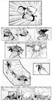 S03e06 Urban Jungle storyboard 5