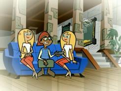 S03e09 Tucker entertains 2 Stars