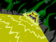 S03e02 The River of Revulsion Monster face