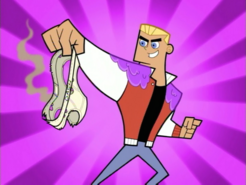 S01e13 Dash's underwear for the bet