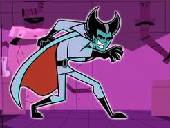 S01e07 Plasmius evil pose