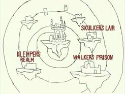 S01e13 Danny's map