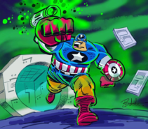 Crossover - Captain Jackmerica