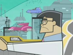 S02M02 future Kwan in his flying car