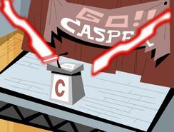S01e09 laser blast imminent