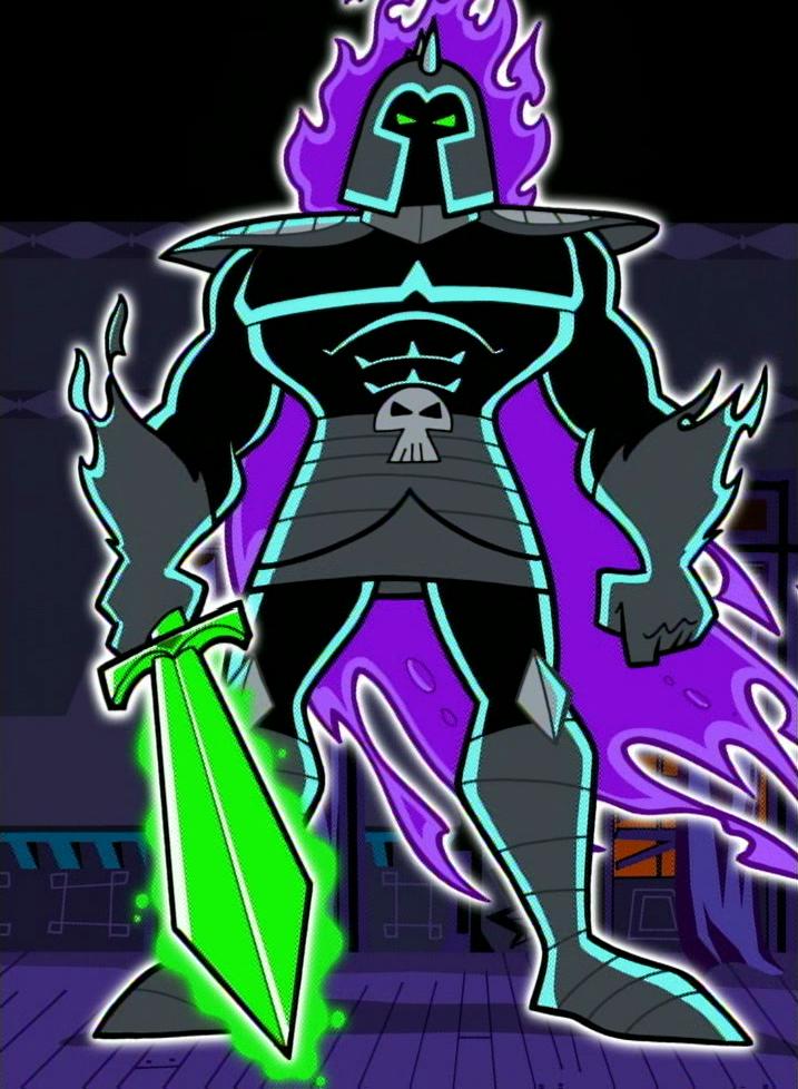 Fright Knight Danny Phantom Wiki Fandom Powered By Wikia