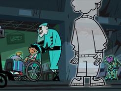 S02e02 Bertrand wheeling Danny