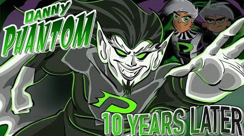 Danny Phantom 10 Years Later PART 3 GHOST ZONE EDITION!