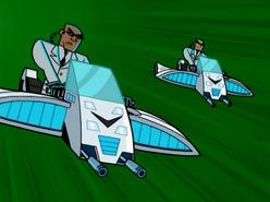S02e18 GiW mini fighter jets