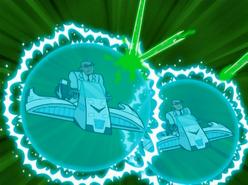 S02e18 ecto blast bounce off shields