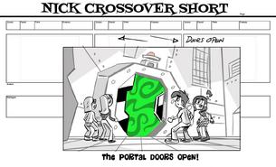 Short1 SB portal doors open