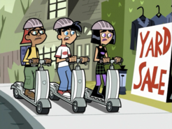 S01e10 all on scooters