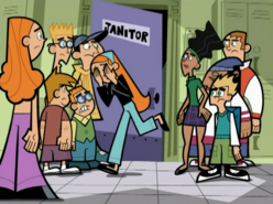 S02e11 Jazz runs out crying