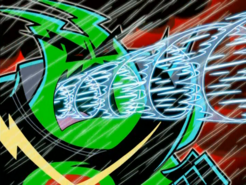 S03e04 Vortex ghostly wail