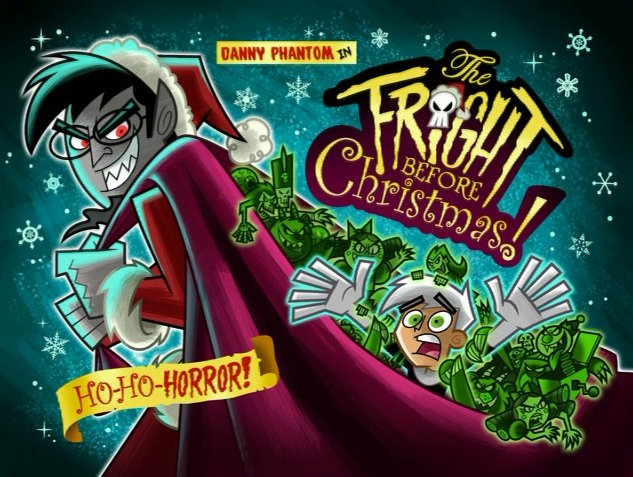 The Fright Before Christmas | Danny Phantom Wiki | FANDOM powered ...