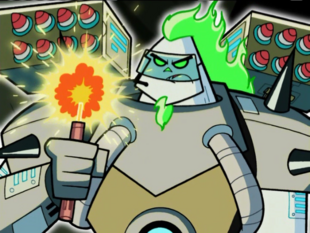 S02e13 Skulker with a flare