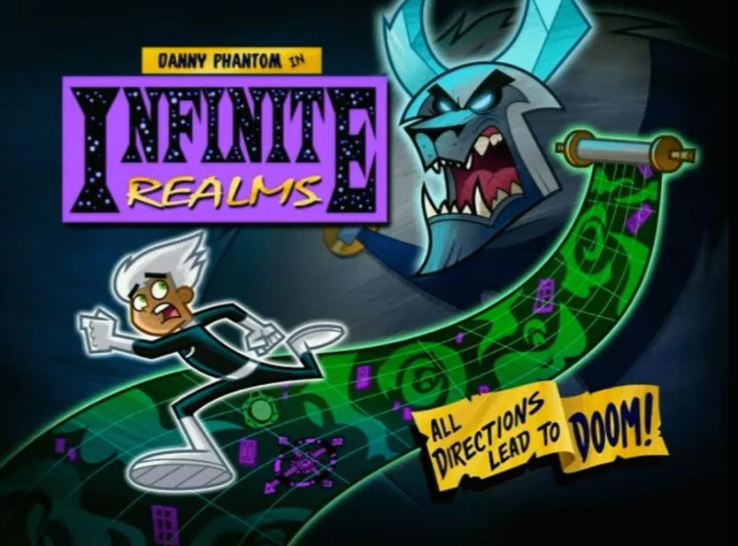 infinite realms danny phantom wiki fandom powered by wikia