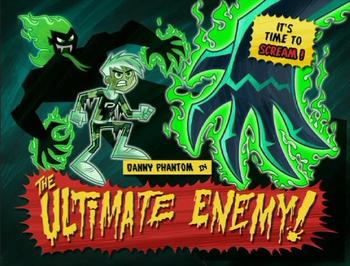 Dark Danny Danny Phantom Wiki Fandom Powered By Wikia