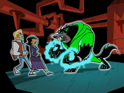 S01e15 Wulf glowing claws