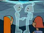 S03e09 Danny holds Sam's hand