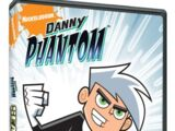 List of Danny Phantom DVDs