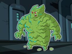 S02e02 Spectra the snot monster