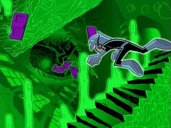 Ghost Zone Danny Phantom Wiki Fandom Powered By Wikia