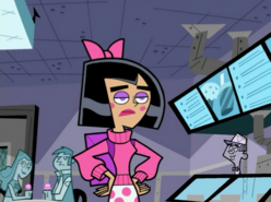 S02e01 Sam in pink