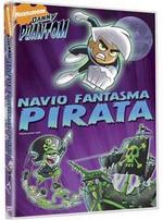 Danny Phantom- Navio Fantasma Pirata DVD cover