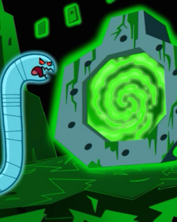 Ghost Worm Danny Phantom Wiki Fandom