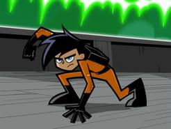 S02e03 Danny landing