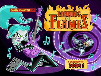 Fanning The Flames Danny Phantom Wiki Fandom Powered