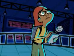 S03e09 Tucker trying to shut down machine
