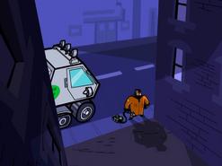S01e19 alleyway reward