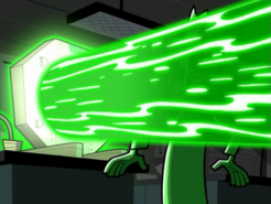 S01e07 ecto blast from the portal
