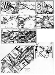 S03e06 Urban Jungle storyboard 3