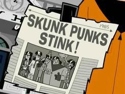 S03M04 Skunk Punks Stink