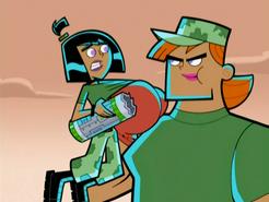 S03e03 Helga chews thermos