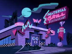 S02e16 Material Grill