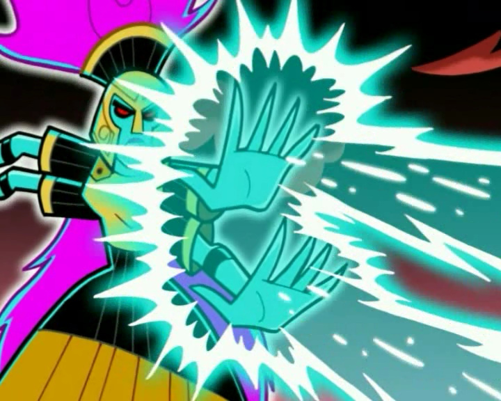 Image S03m04 Danny Surrounded Png Danny Phantom Wiki