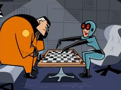 S02e11 Maddie won at checkers