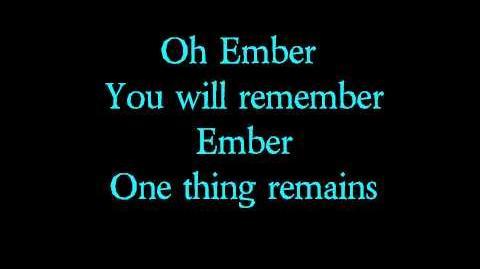 Ember~Remember Lyrics