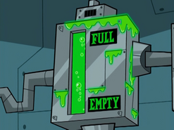 S01e19 ecto-filtrator overflowing