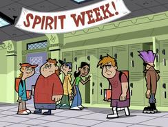 S01e09 Spirit-less week