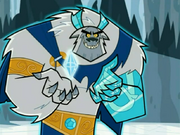 S03e06 Frostbite ice diamond