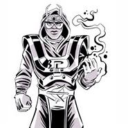Commission - King Tuck Mortal Kombat