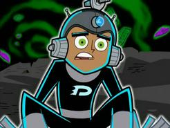 S03e09 Danny with sleep helmet