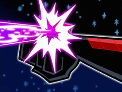 S02e12 hand cannon blast