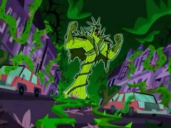 S03M04 Undergrowth wreaking havoc again