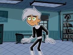 S01e09 Danny slightly stunned